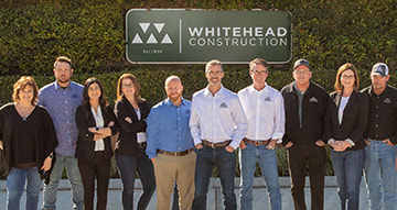 Whitehead Construction Team Photo